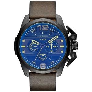 Diesel DZ4364 Watch Strap Brown Leather