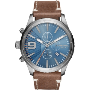 Diesel DZ4443 Watch Strap Brown Leather