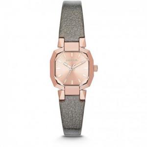 Diesel DZ5398 Watch Strap Grey Leather