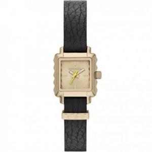 Diesel DZ5421 Watch Strap Black Leather