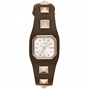 Diesel DZ5504 Watch Strap Brown Leather