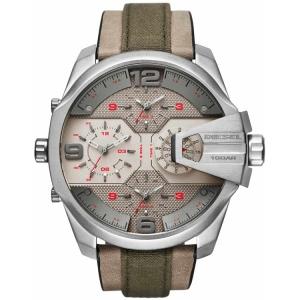 Diesel DZ7375 Watch Strap Brown Leather