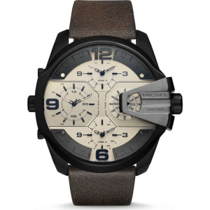 Diesel DZ7391 Watch Strap Brown Leather