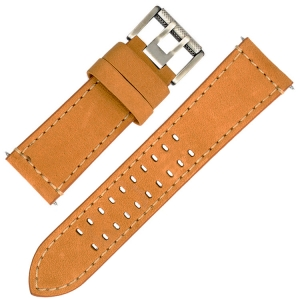 Luminox Atacama Field 1920/1940 Watch Band Dark Brown Leather - FE.1920.73Q