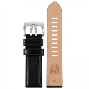 Luminox Atacama Field 1900 A.1901 Watch Band Black Leather 24mm - FE.1800.22Q