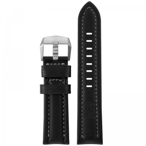 Luminox F-22 Raptor™ Series 9240 Watch Strap Black Leather 24mm - FE.9240.20TI