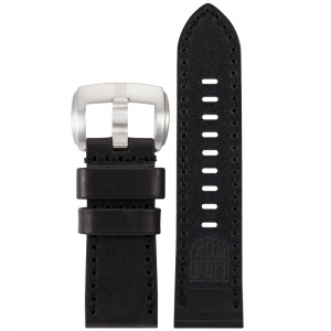Luminox F-38 Lightning™ Series 9400 9420 9440 9460 Watch Strap Black Leather 28mm - FE.9400.21Q