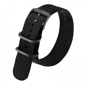 Luminox 1880 1890 1920 1940 ZULU Watch Strap Black Nylon 26mm - FN.1880.20H
