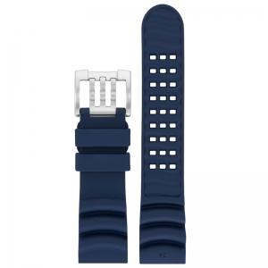 Luminox 1520 1550 Series Watch Strap Scott Cassell Deep Dive Rubber - FP.2403.40Q