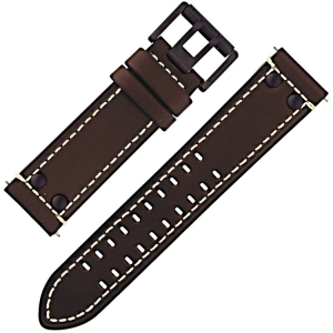 Luminox Atacama Field 1837, 1820, 1840 Watch Strap Brown Leather 23mm - FE.1820.70B