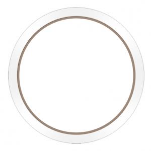Marc Coblen / TW Steel Bezel 50mm Rosegold Steel White Ceramic- MCB50RCWHITE