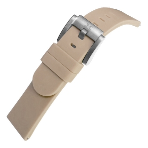 Marc Coblen / TW Steel Silicone Watch Strap Olive 22mm