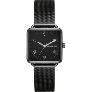 Michael Kors MK3562 Watch Strap Black Mesh (Milanese)