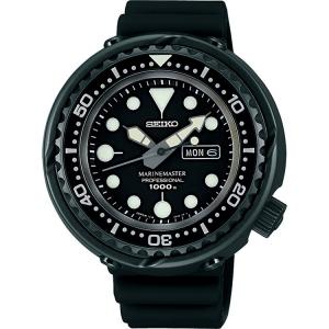 Seiko Prospex Watch Strap SBBN013J Black Rubber