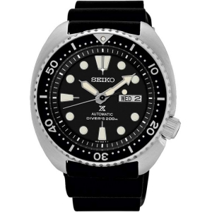 Seiko Prospex Watch Strap SRP581K1 Black Rubber