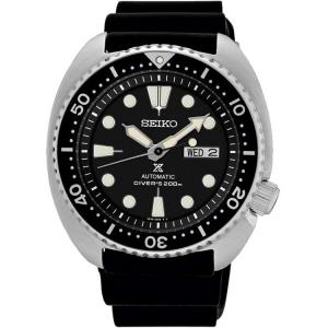 Seiko Prospex Watch Strap SRP581K1 Black Rubber