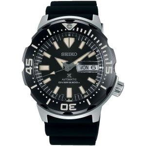 Seiko Prospex Watch Strap SRPD27 Black Rubber