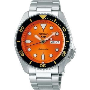 Seiko 5 Sports Watch Strap SRPD59K1 Stainless Steel 22mm