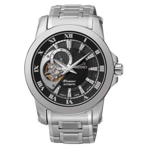 Seiko Premier Watch Strap SSA215 Stainless Steel