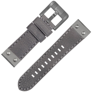 TW Steel Night Rider NR2 Watch Strap Gray 24mm