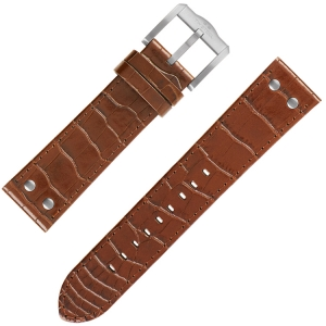 TW Steel Slim Line Watch Band TWA1311 - Cognac 22mm