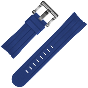 TW Steel Grandeur Tech Universal Watch Band Blue Rubber
