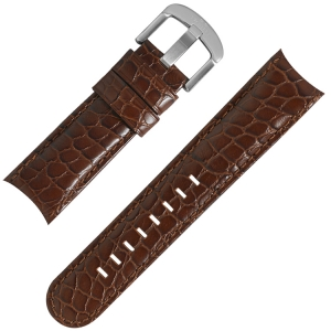 TW Steel Watch Strap TWA95 Brown 24mm