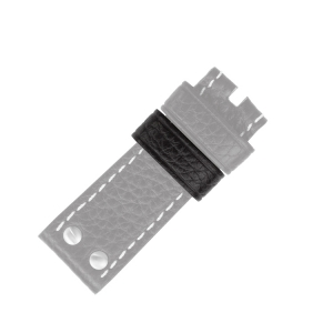 TW Steel Keeper for Watch Strap - Black 22mm