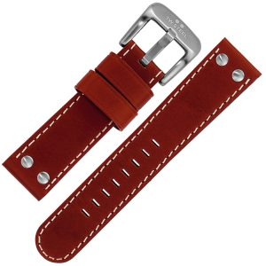TW Steel Watch Band TW1, TW1R, TW2, TW3, TW4, TW5 - Auburn 22mm