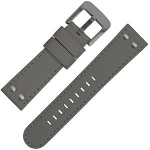 TW Steel Watch Strap TW421, TW423, TW431 Grey 24mm
