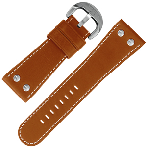 TW Steel Watch Band TW13 - Brown 30mm
