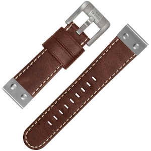 TW Steel Watch Strap CS25 Brown 22mm
