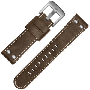 TW Steel Watch Strap CS31, CS33 Brown 22mm