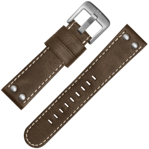 TW Steel Watch Strap CS32 Brown 24mm