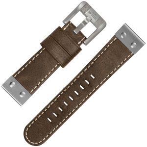 TW Steel Watch Strap CS35 Brown 22mm