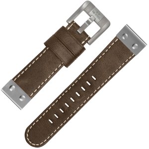 TW Steel Watch Strap CS36 Brown 24mm