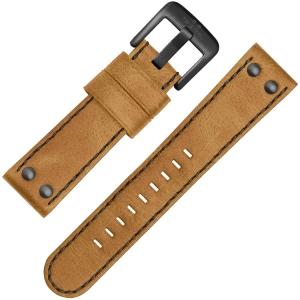 TW Steel Watch Strap CS41, CS43 Brown 22mm