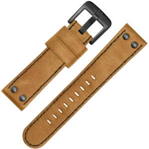 TW Steel Watch Strap CS42, CS44 Brown 24mm
