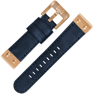 TW Steel Watch Strap CS65 Blue 22mm