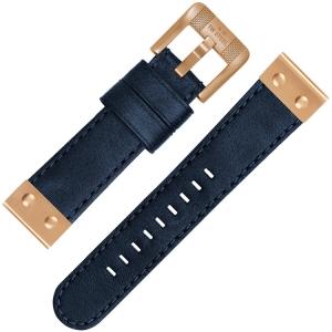 TW Steel Watch Strap CS66 Blue 24mm