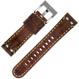TW Steel Watch Strap MS1 Brown 22mm