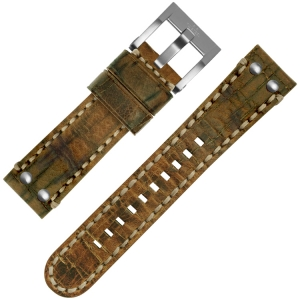 TW Steel Watch Strap MS11 Cognac 22mm