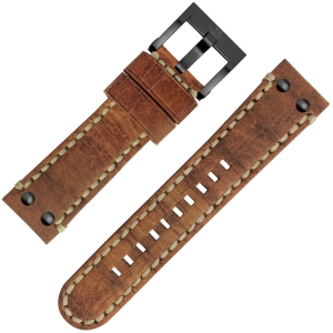 TW Steel Watch Strap MS42 Camel 24mm
