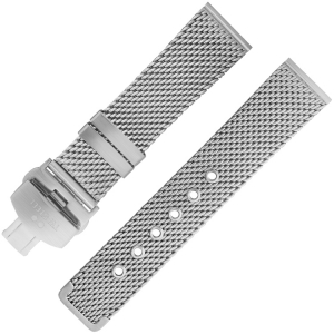 TW Steel Watch Strap MB1, MB11 Matte Mesh (Milanaise) 22mm
