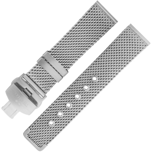 TW Steel Watch Strap MB2, MB12 Matte Mesh (Milanaise) 22mm