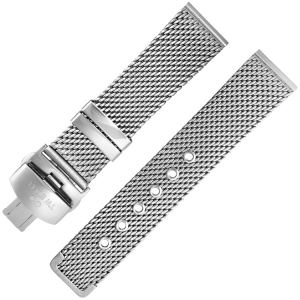 TW Steel Watch Strap MB3, MB5, MB13, MB15 Polished Mesh (Milanaise) 22mm
