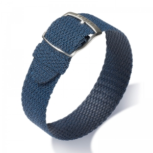 Eulit Perlon Watch Strap Panama Old Blue