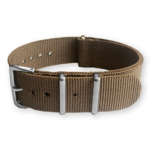 Brown NATO Nylon Strap