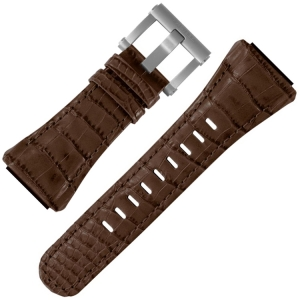 TW Steel Watch Strap CE4014 CEO Tech 48mm - Brown Leather 32mm