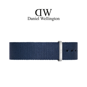 Daniel Wellington 20mm Classic Bayswater NATO Watch Strap Stainless Steel Buckle